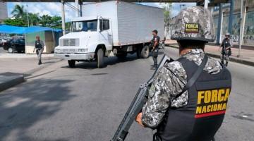 Novas tropas da Força Nacional chegarão em Pernambuco
