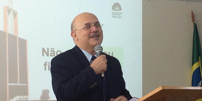 Ribeiro será o quatro ministro a comandar a pasta desde o início do governo