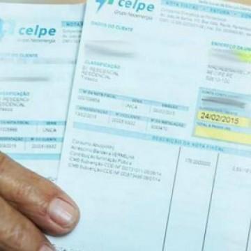 Celpe concede desconto de até 30% para clientes que possuem contas atraso