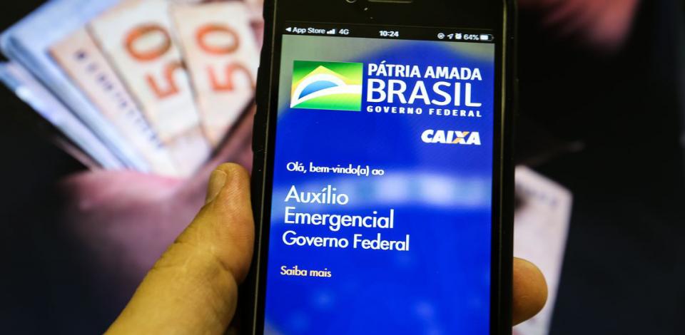 Auxílio emergencial está disponível para saque aos beneficiários nascidos em março
