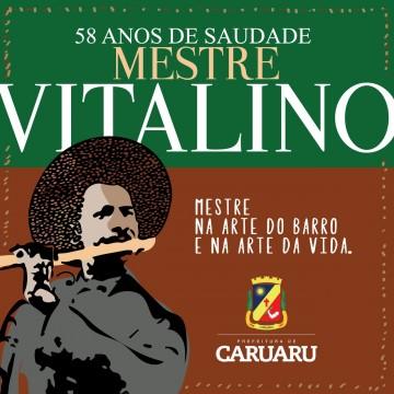 Homenagem aos 58 anos sem o Mestre Vitalino é prestada pela prefeitura de Caruaru