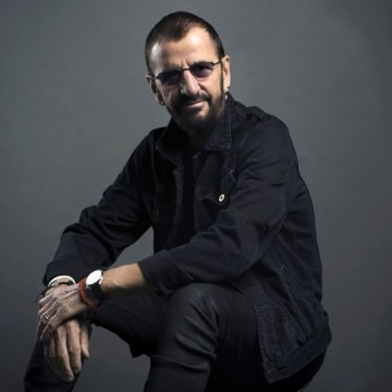 Ringo Starr celebra 80 anos !