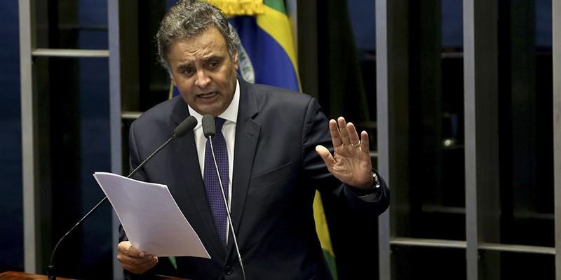 O vereador recifense André Régis, presidente do PSDB do Recife, endossa a resolução do PSDB de São Paulo pela expulsão do deputado Aécio Neves dos quadros do partido.