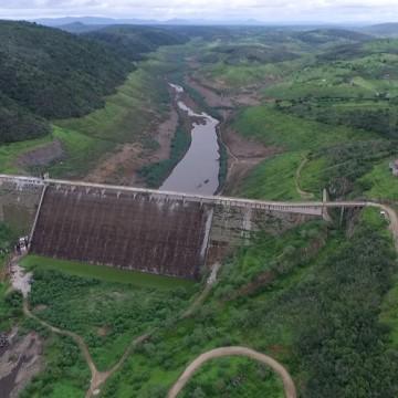 Compesa anuncia suspensão de abastecimento da barragem de Jucazinho