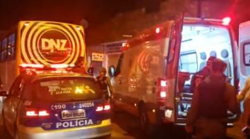 Motorista de ônibus baleado em Caruaru