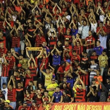 Após jogos fora, Sport tem expectativa de casa cheia contra o Criciúma