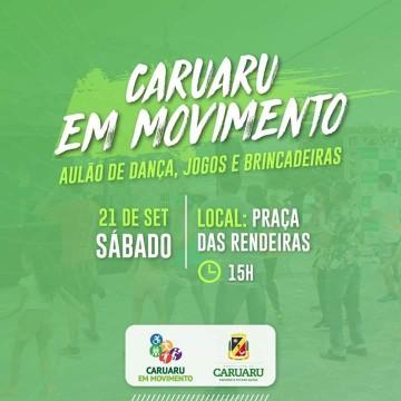 Bairro das Rendeiras recebe neste sábado (21), evento Caruaru em Movimento