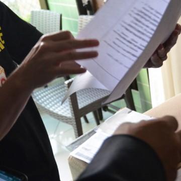 Quinta fase de operação papel timbrado investiga fraude licitatória e lavagem de dinheiro