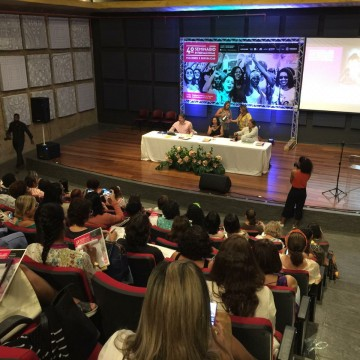 Pernambuco realiza 4ª Seminário Internacional Mulheres e Repúblicas