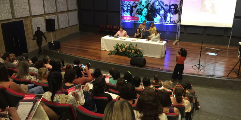 O evento abre o ciclo de momentos de reflexão e trocas de experiências a respeito das mulheres nas repúblicas