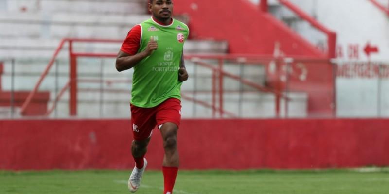 O jogador de 23 anos entrou em campo apenas 3 vezes no ano com a camisa do Guarani