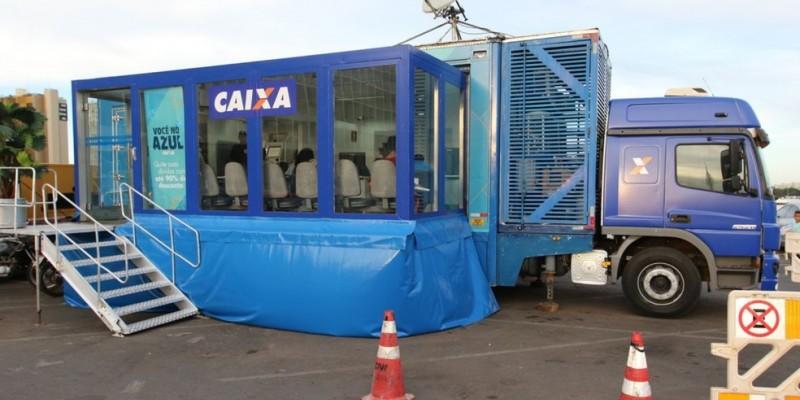 O Caminhão da Inadimplência da campanha Você no Azul está na capital pernambucana a partir desta segunda-feira 21 ao dia 25 de outubro, no bairro do Pina
