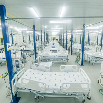 Recife abre 20 novos leitos para pacientes com Covid-19