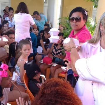 Hospital do Câncer celebra Dia das Crianças