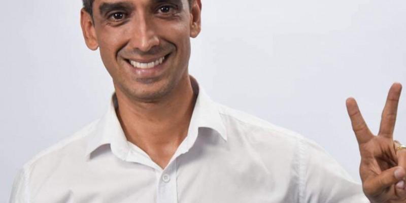 Eleito com 34,65% dos votos válidos e tendo como vice Helinho (PSB)