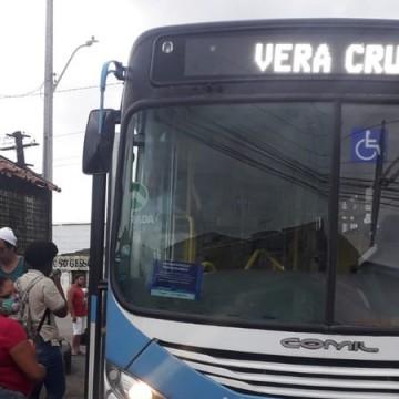Ônibus param por erro nos pagamentos e falta de EPIs na Zona Sul do Recife e em Jaboatão