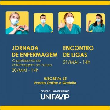 """Centro Universitário promove """"Jornada da Enfermagem e Encontro de Ligas"""""""