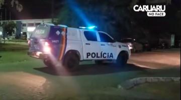Jovem é detido com arma e droga em Caruaru