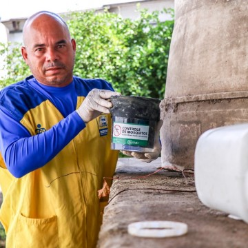 Implantada no Recife nova técnica de combate ao mosquito aedes aegypti