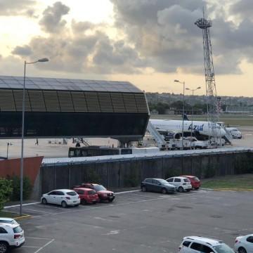 Agência Nacional de Aviação proíbe que Aeroporto do Recife aumente frequência semanal de voos