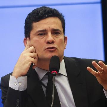 """Vetos à Lei de Abuso não foi """"recado"""" a Sérgio Moro, diz presidente da Câmara"""