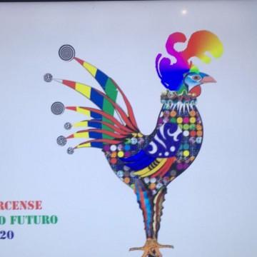 Galo da Madrugada 2020 é apresentado pelo artista plástico Leopoldo Nóbrega