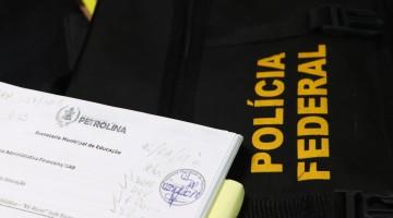 Operação da PF combate desvios de recursos públicos em Petrolina