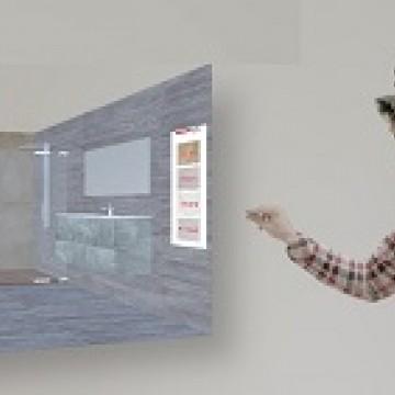 Pamesa adota realidade virtual para facilitar a escolha do cliente