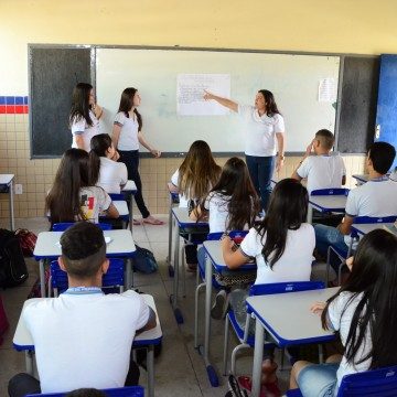 Estão abertas as inscrições da rede de ensino pública do Recife