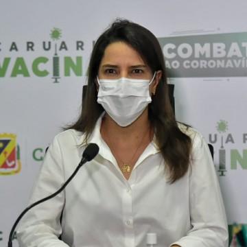 Prefeitura de Caruaru anuncia novos leitos de UTI e de Salas Vermelhas na rede municipal de Saúde