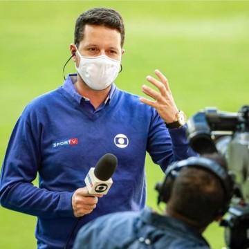 Jornalista da Globo Minas, Roger Casé, comenta sobre trajetória na TV Asa Branca e importância da emissora em sua carreira