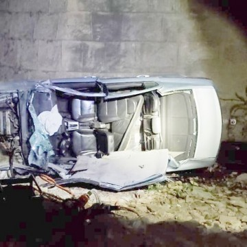 Homem morre após acidente de carro em Pombos, na Zona da Mata Sul de Pernambuco