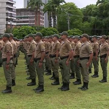Polícia Militar de Pernambuco recebe novos coletes