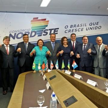 Governos do Nordeste se unem em consórcio em busca de parcerias