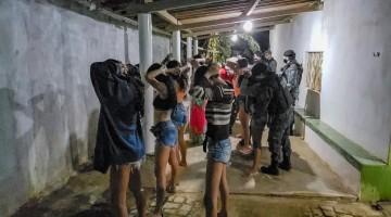 Pessoas flagradas em festas clandestinas poderão ser presas em Pernambuco
