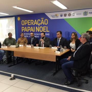 Operação Papai Noel divulga mais de 4 mil postos de trabalho para segurança do comércio do centro do Recife