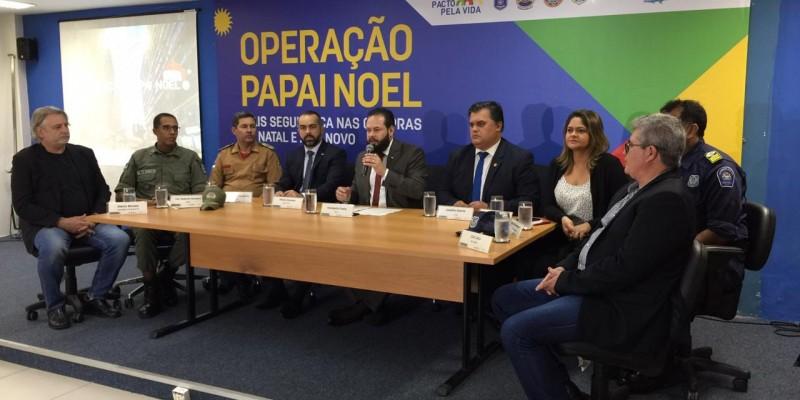 A ação é coordenada pela Secretaria de Defesa Social do Estado e apoio da Celpe, CDL, Corpo de Bombeiros e Prefeitura do Recife