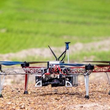 Controle de drones passa por novas tecnologias