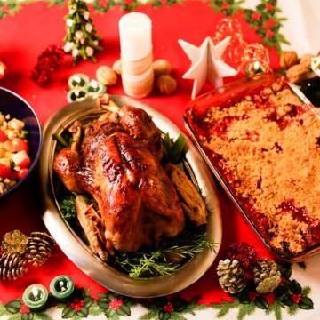 Saiba como aproveitar a ceia natalina sem cometer excessos calóricos