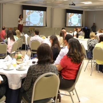 A Associação Comercial de Pernambuco realiza workshop sobre plano de remuneração e estratégica