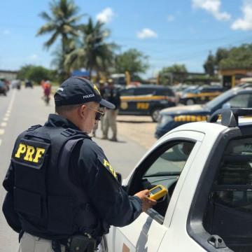 PRF divulga balanço da Operação Proclamação da República em Pernambuco