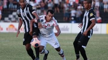 Em jogo morno, Santa Cruz empata com Central, em Caruaru