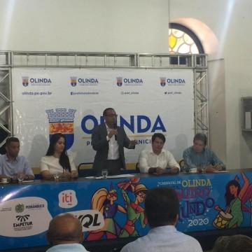 Carnaval de Olinda recebe 200 mil foliões a mais que no ano passado