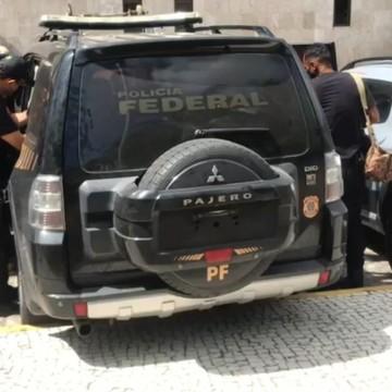 PF deflagra operação contra o tráfico de drogas e crimes contra o patrimônio em Paulista