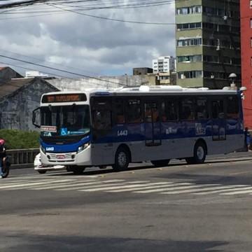 Ônibus novos com ar-condicionado entram em circulação na RMR