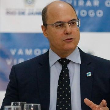 Justiça ouve amanhã governador afastado do Rio, Wilson Witzel