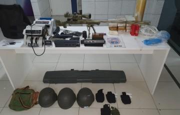 Policiais militares evitam assalto a banco em Caruaru, na noite dessa segunda (19)
