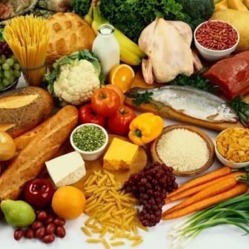 Nutrição EUA x Brasil