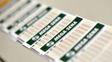 Mega-Sena acumula e deve pagar R$ 60 milhões no próximo sorteio