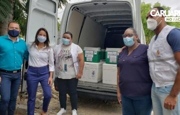 Covid-19: Caruaru recebeu 5.928 doses de vacina; saiba quem será vacinado